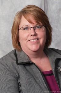 Image of Village Clerk Meredith George