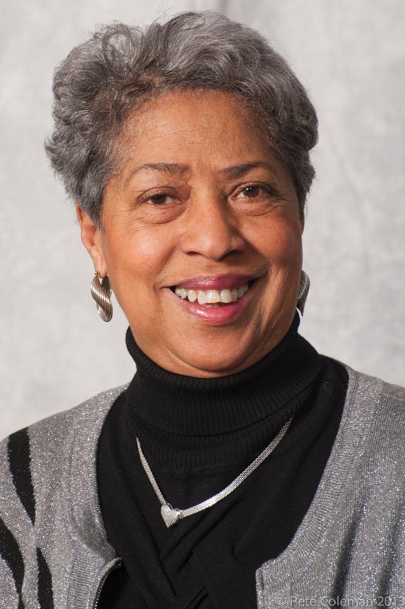 Image of Councilwoman Shirley Hackett-Austin