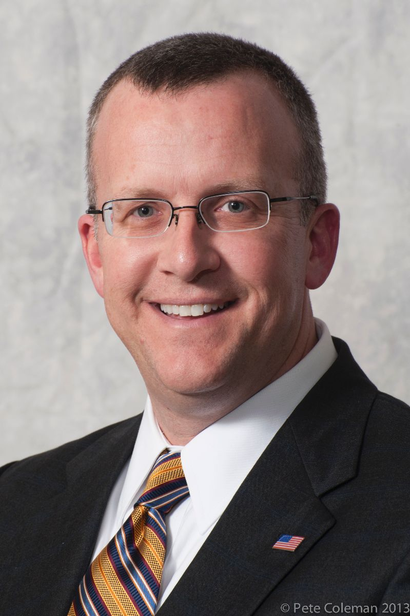 Image of Vice Mayor Mark Quarry